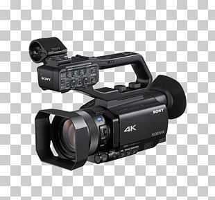 Sony XDCAM PXW-Z90V Video Cameras Autofocus PNG
