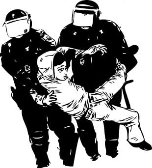 Police Brutality Police Officer Police Misconduct PNG