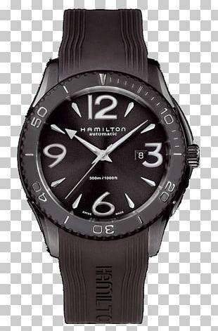 Hamilton Watch Company Hamilton Jazzmaster Seaview Chrono Quartz Jewellery Automatic Watch PNG
