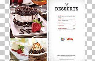 Milk Cream Chocolate Brownie Chocolate Cake Frozen Dessert PNG