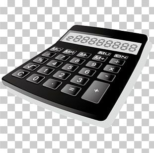 Calculator Calculation PNG