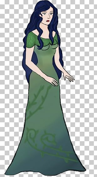 Costume Design Gown Cartoon PNG