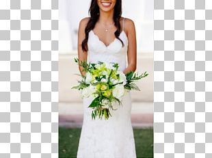 Floral Design Wedding Dress Cut Flowers Flower Bouquet PNG